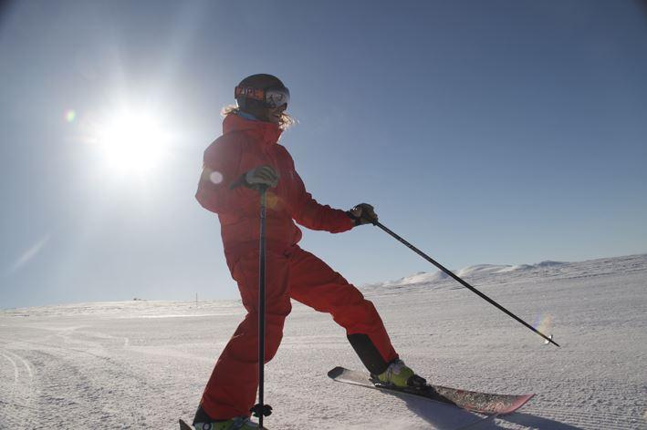 Rental of Ski Equipment Hemavan