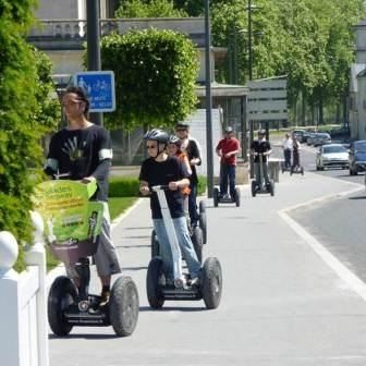 TOURS SEGWAY city tours - 45 minutes
