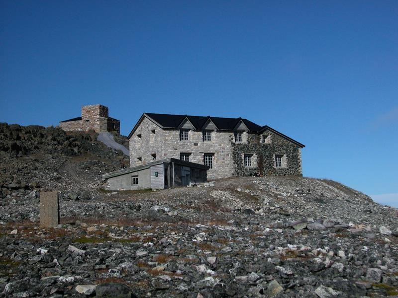 © Nina Smedseng, Finnmark Reiseliv AS, Halddetoppen