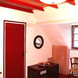 © LANNE YVES, HPG127 - Grange mitoyenne rénovée en Val d'Azun