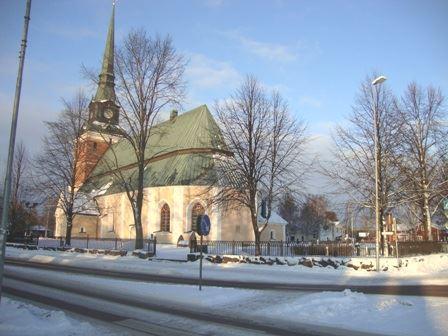 Adventgudstjänst i Mora kyrka
