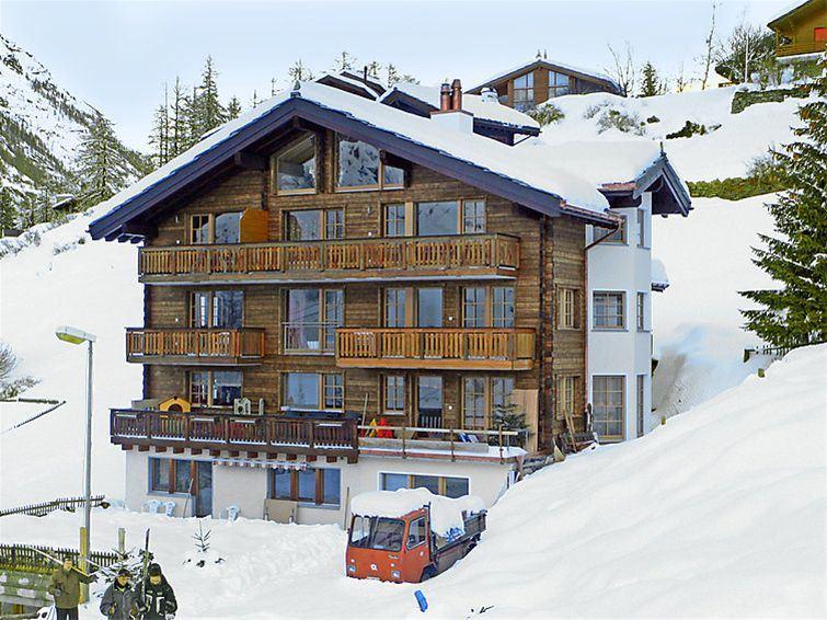 Lägenhet för upp till 2 personer med 1 rum på Cortina - Zermatt