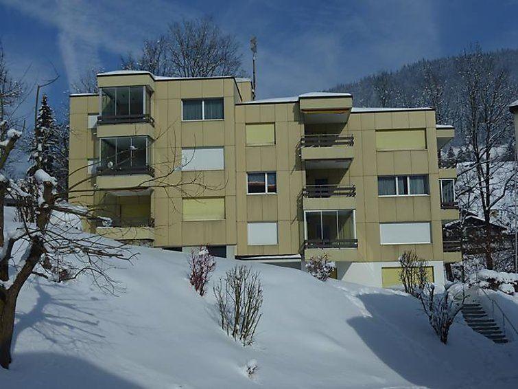 Leilighet for opp til 6 personer med 3 rom på Örtigen 1 - Engelberg