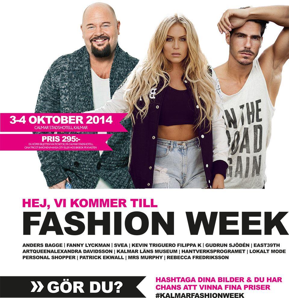 Kalmar Fashion Week