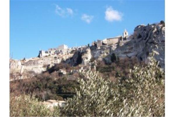 Saint-Rémy, Les Baux de Provence & les Carrières de Lumières - A la Française ! Provence