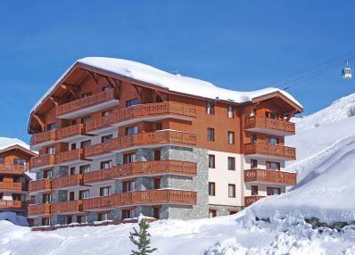 Lägenhet för upp till 6 personer med 2 rum på Les Chalets d'Adonis - Les Menuires
