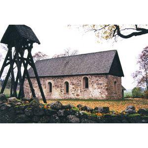 Alte Kirche von Hägerstad