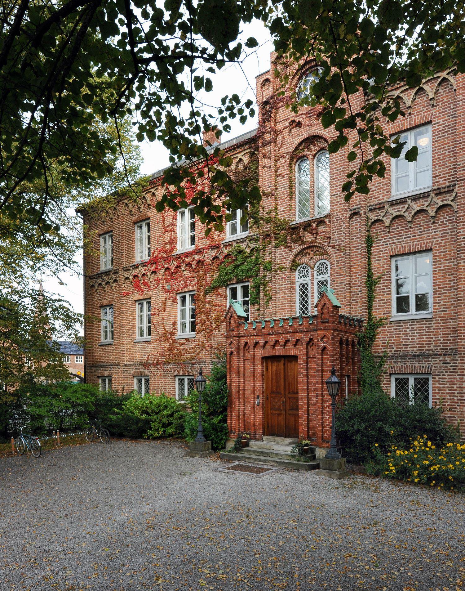 © Gamla Biskopshuset, Lunds universitet, Gamla Biskopshuset