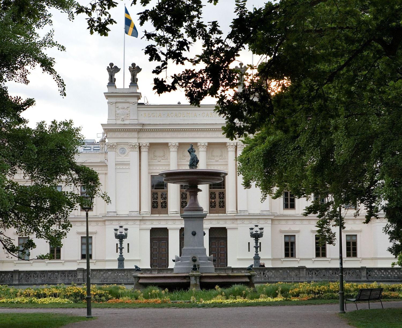 Universitetshuset_LU.jpg,  © Universitetshuset_LU.jpg, Lund University- Universitetshuset
