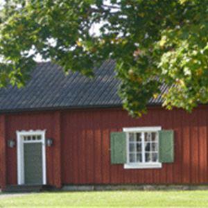 Alf Lindh,  © Svenska kyrkan, Högbomsstugan
