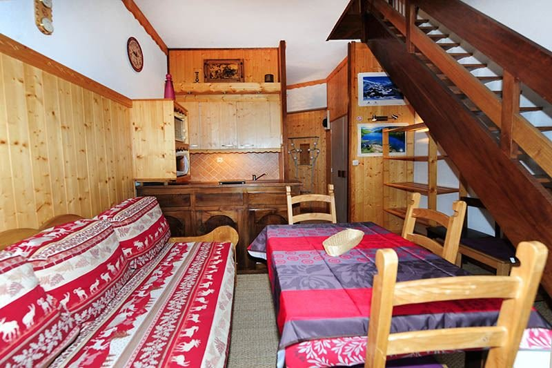 2 Rooms 6 Pers ski-in ski-out / CARON 1416