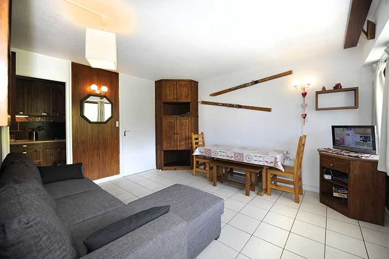 2 Rooms 4 Pers ski-in ski-out / OISANS 63