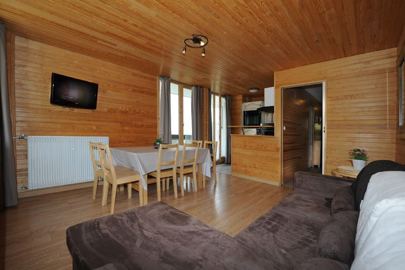 3 Rooms 6 Pers ski-in ski-out / PELVOUX 41