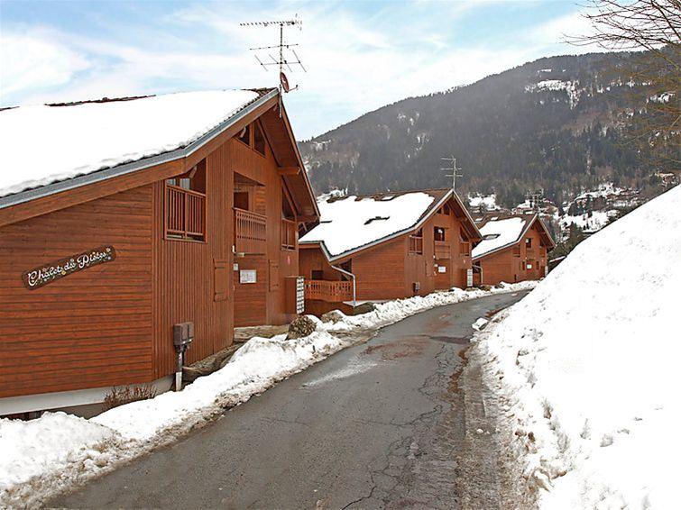 Lägenhet för upp till 3 personer med 1 rum på La Piste - Saint Gervais