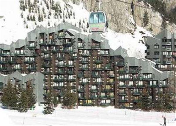Lägenhet för upp till 2 personer med 1 rum på Franchet - Val d'Isére