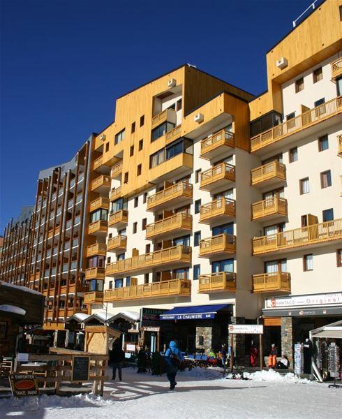 Lägenhet för upp till 5 personer med 2 rum på La Vanoise - Val Thorens
