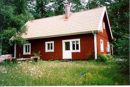 Cottage 42 - Myrbacka -  Gunnar och Majbritt Pehrsson