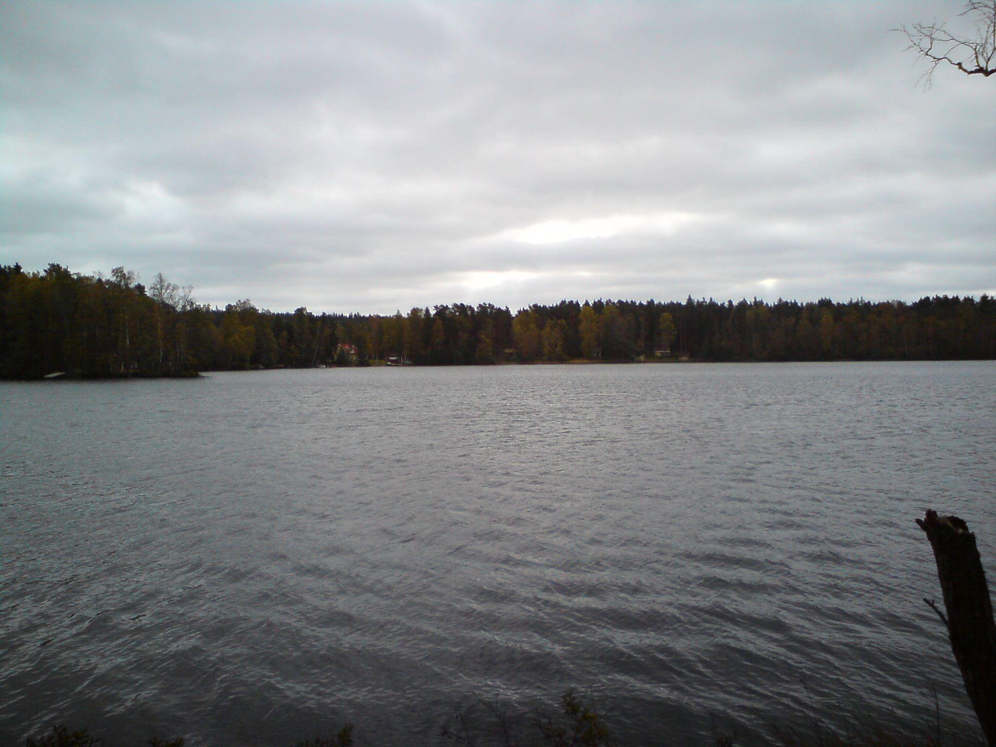 Rosjön och Rogölen