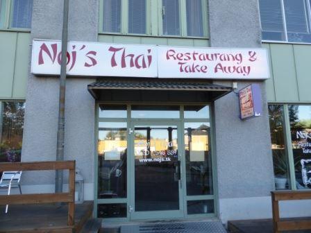 NOJ's Thai restaurang & Take Away