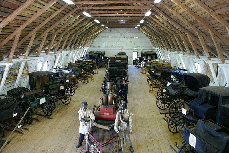 Tranås Vagnsmuseum - Kutschenmuseum