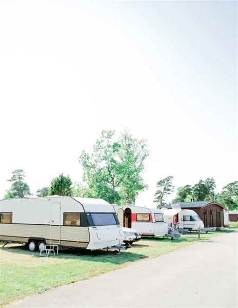 Björkhaga Caravan und Wohnmobil Camping