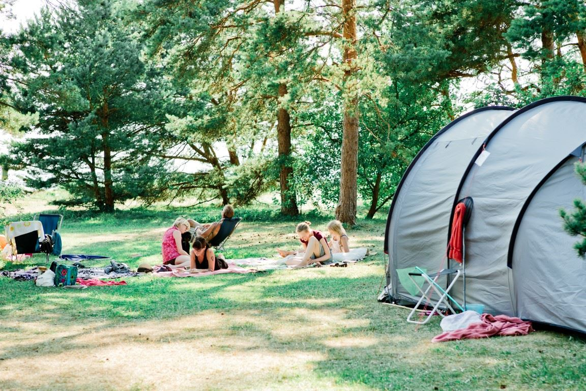 Björkhaga Camping