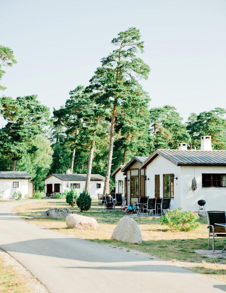 Björkhaga Asuntovaunut- ja asuntoautot camping