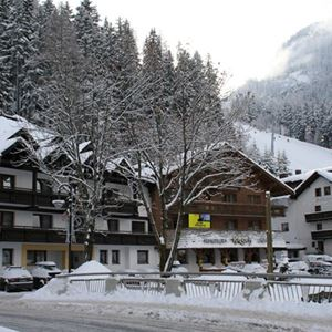 Hotell Garni Piz Arina - Ischgl