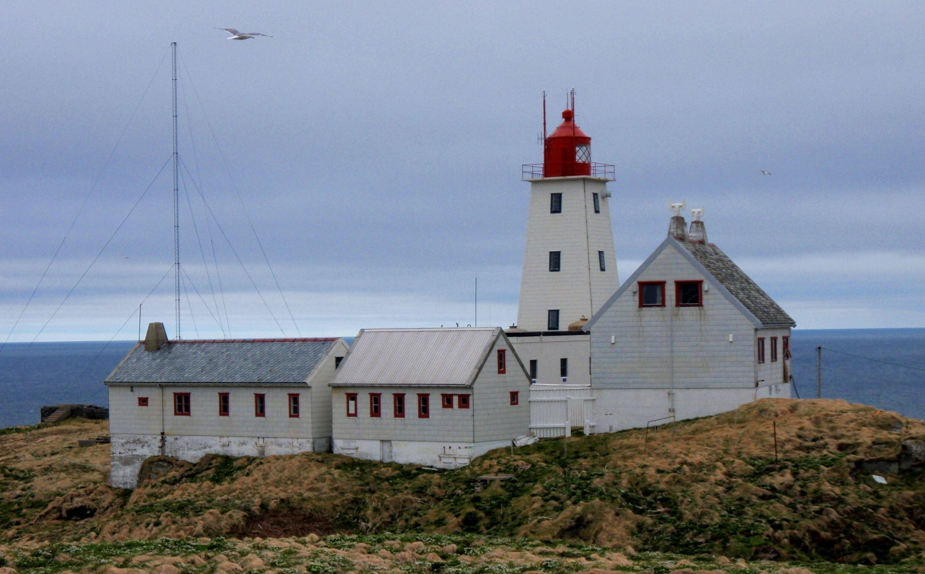 Hornøya /Vardø light house