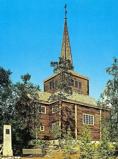 kirkenorge.no,  © kirkenorge.no, Svanvik kapell