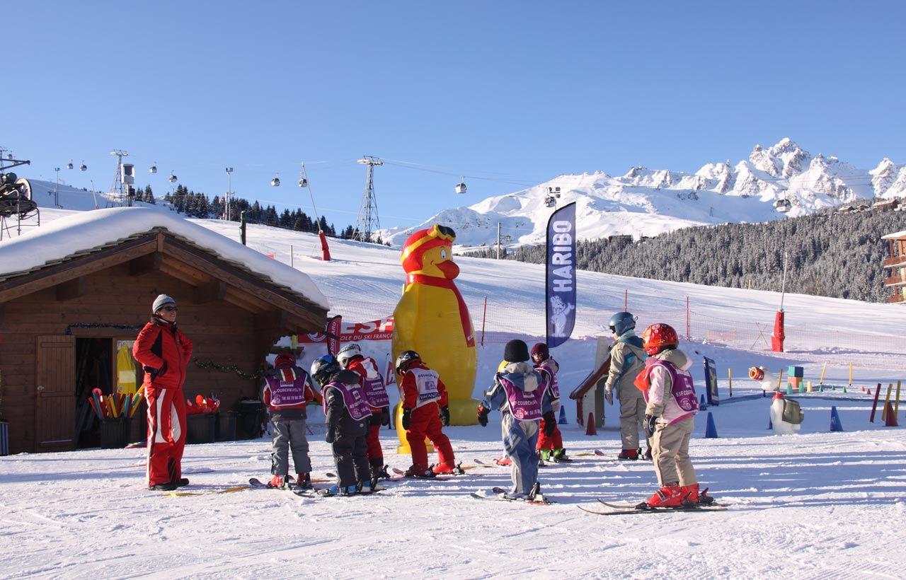ESF 1650 : Club Piou-Piou - Enfants de 3 à 5 ans