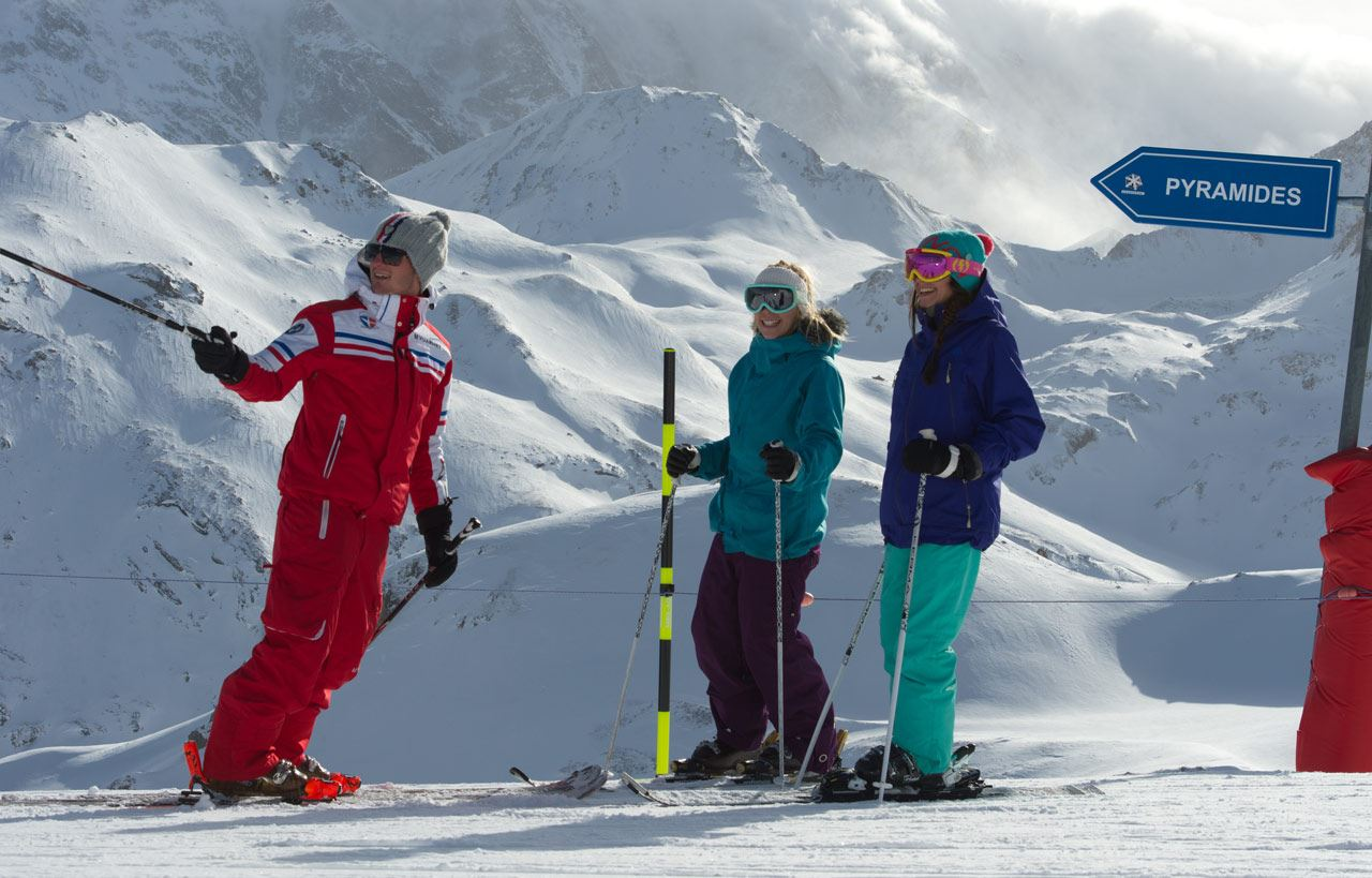 ESF 1650: Group ski lessons - Adults from 12 years old