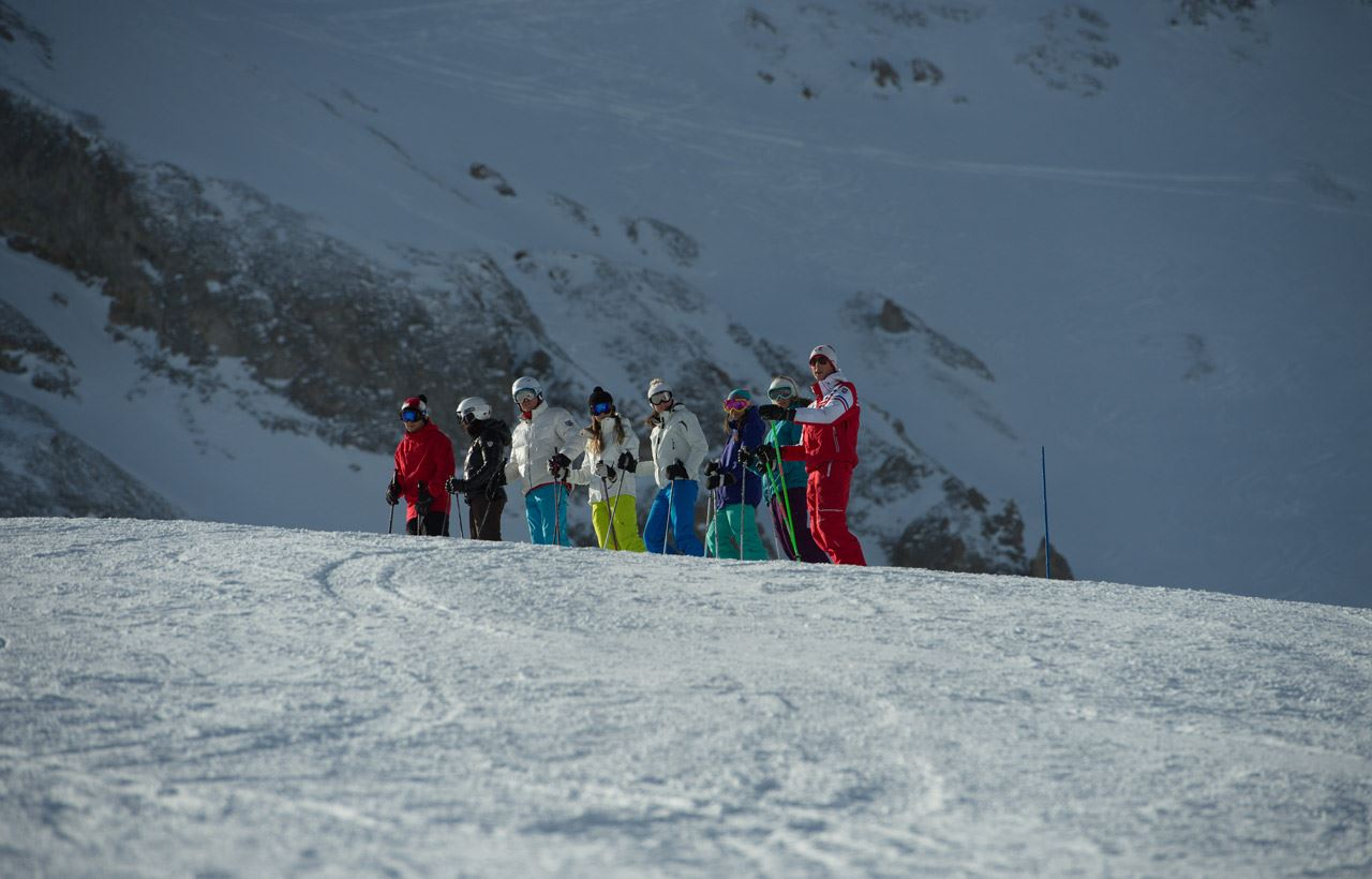 ESF 1650 : Cours de ski collectifs Adultes - à partir de 12 ans