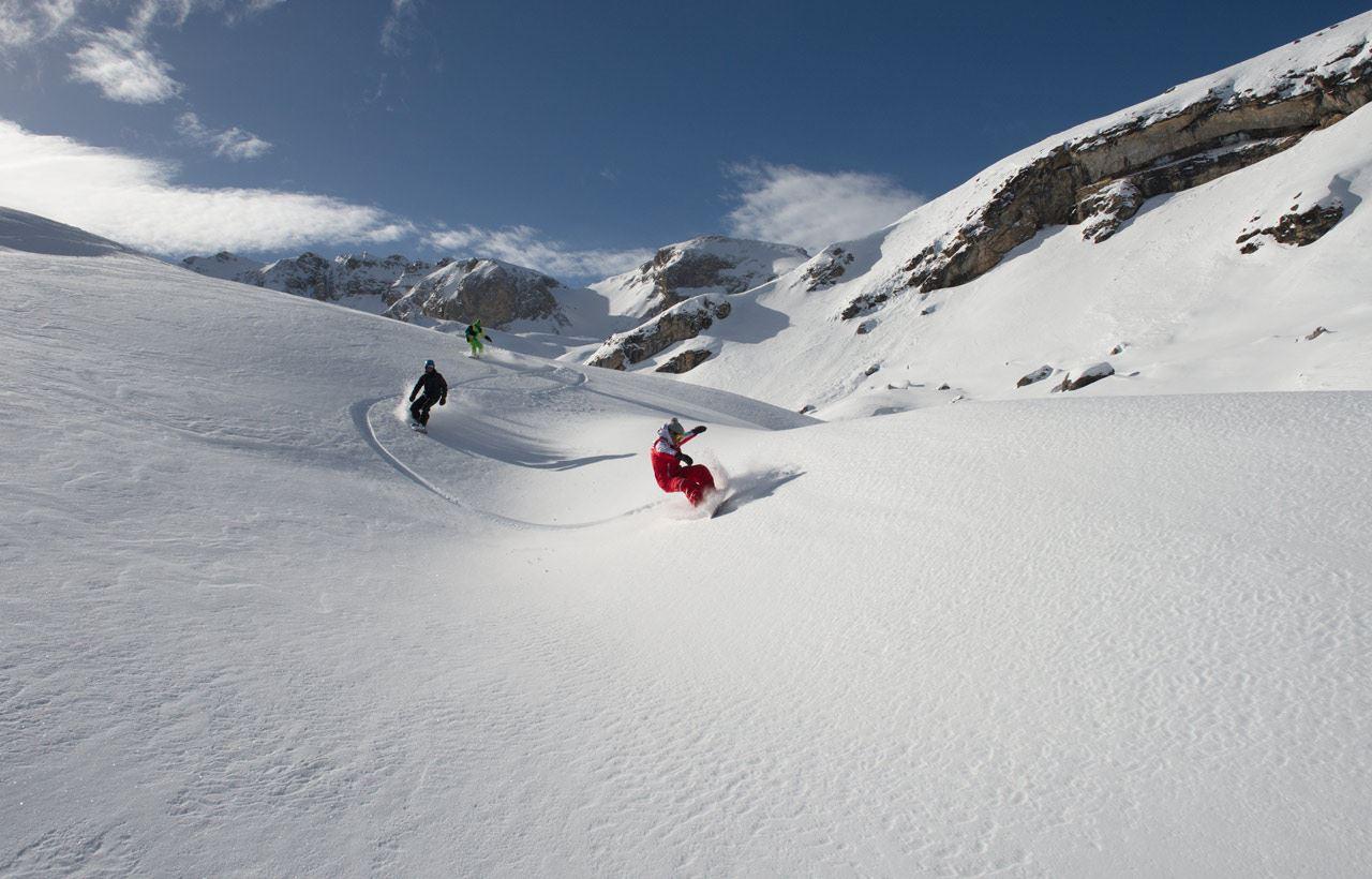 ESF 1650 : Stage de snowboard - à partir de 8 ans