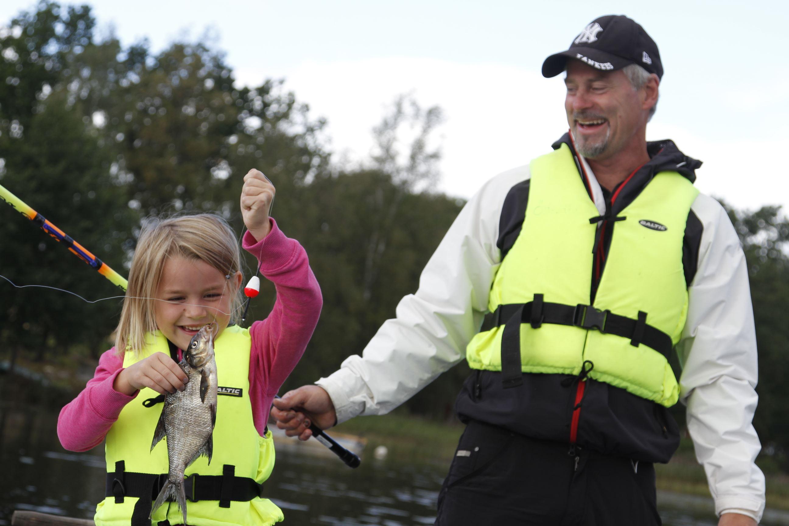 Ödevata Fiskecamp