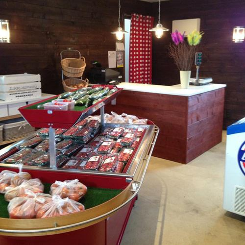 Farm Shop - Elleholm