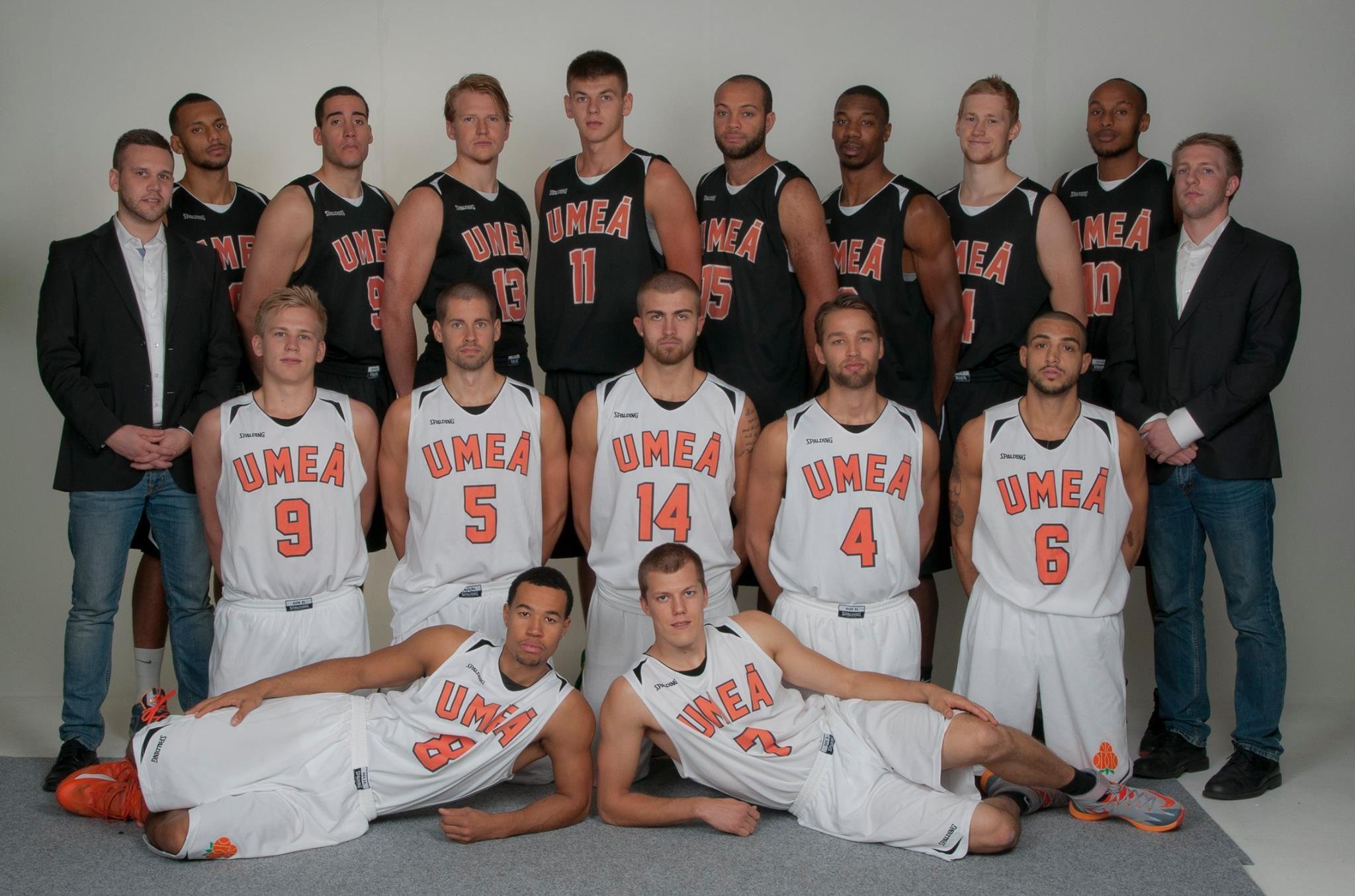 Umeå BSKT - Basketball League Men