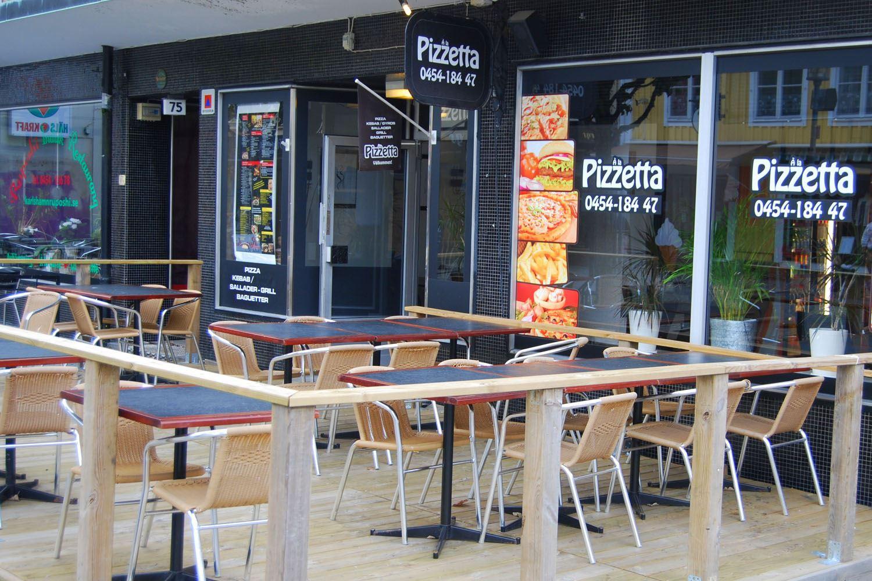 à la Pizzetta