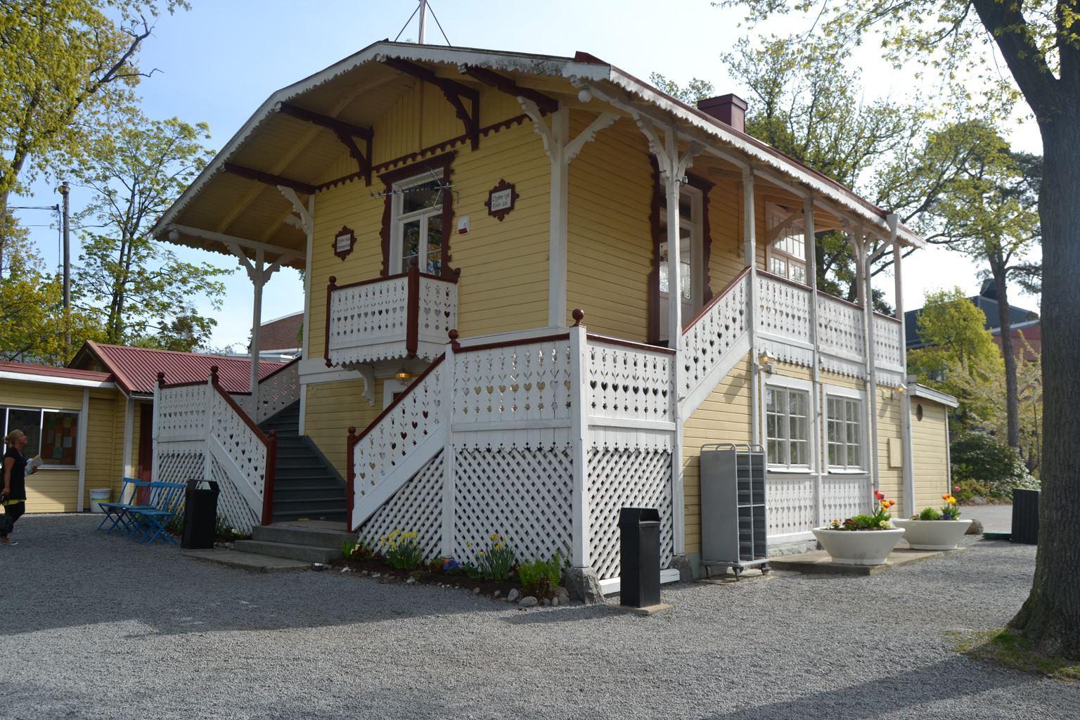 Café Villa Utsikten