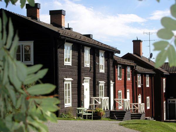 Vilhelmina/Kyrkstaden, STF Vandrarhem