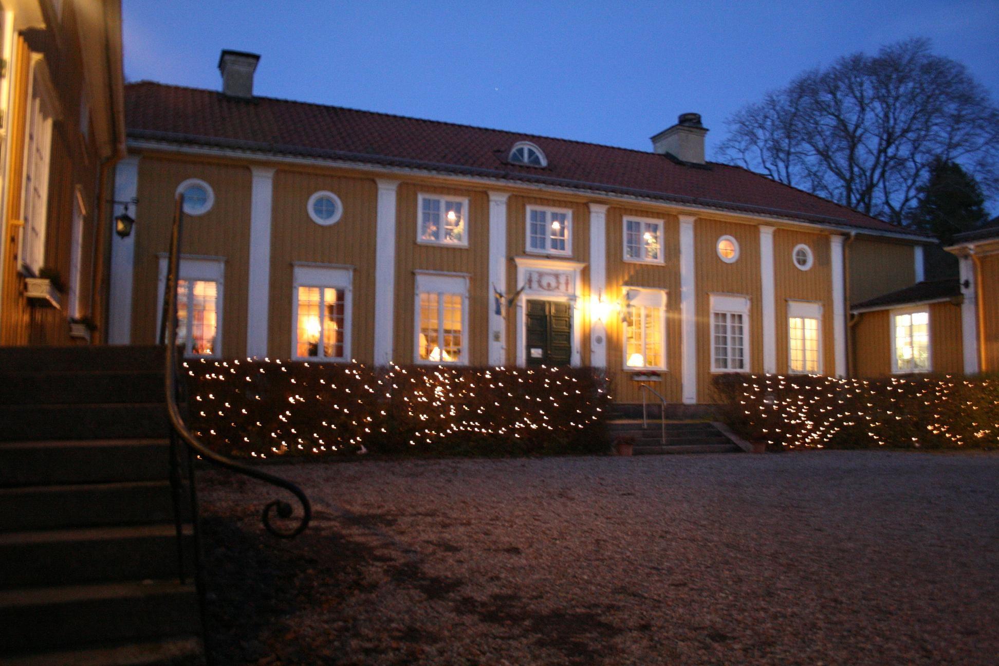 Johan Palmborg, Vår innergård