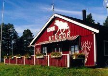 Welcome scandinavia, rucksack stugor