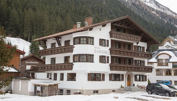 Pension Zangerl Anna - Ischgl