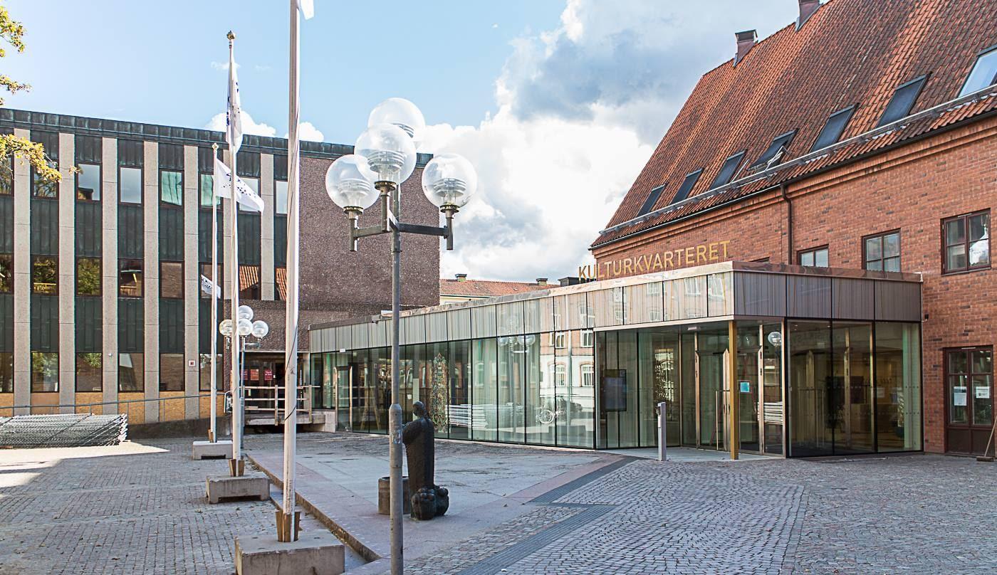 Fotograf: Stefan Sjölund, Kulturkvarteret, Kristianstad