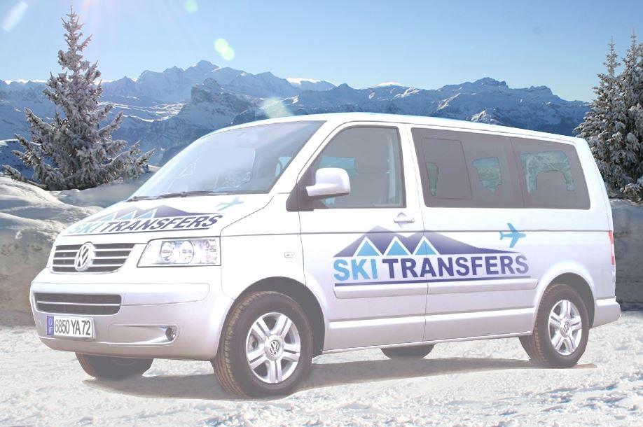 Transfert privé par Les Gets Express