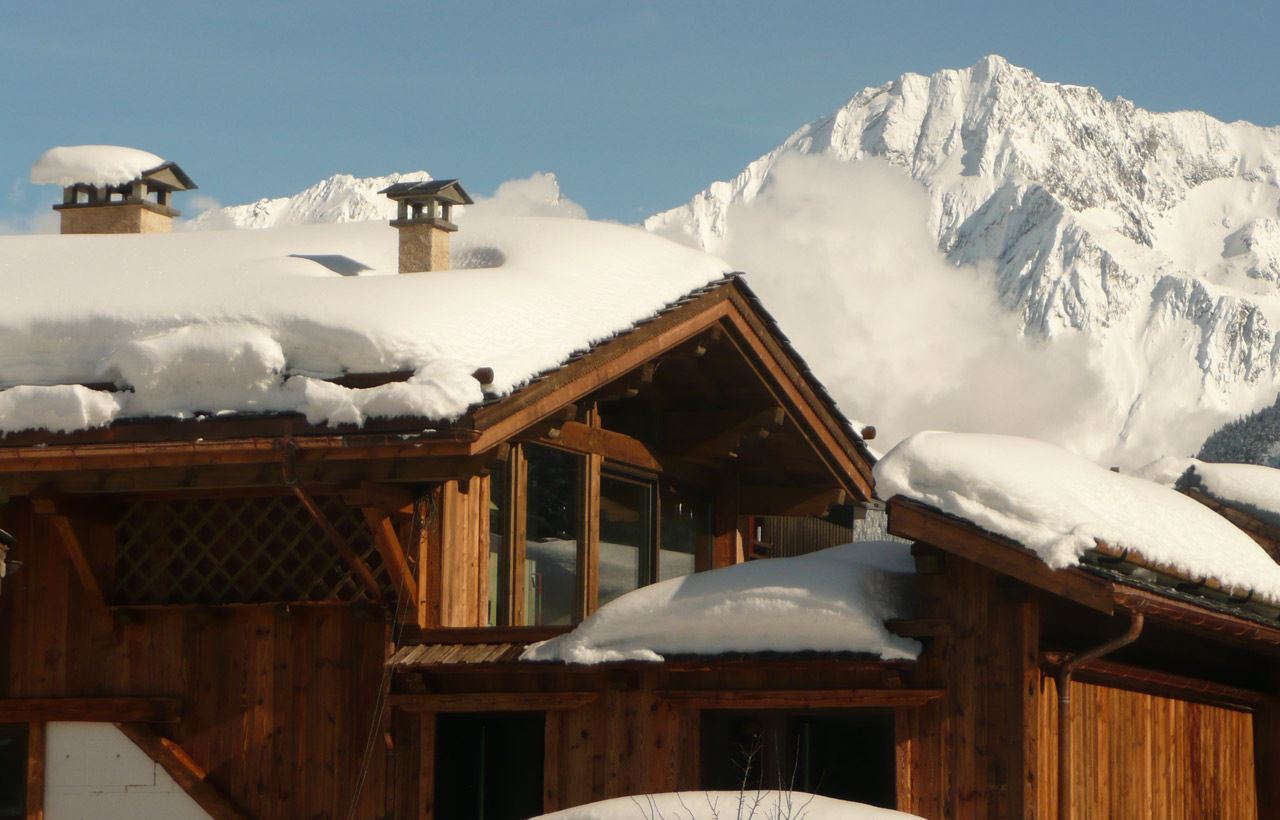 CHALET L'ETAGNE: Chalet for 12 to 13 people