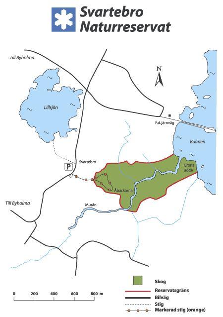 © Länsstyrelsen Kronobergs län, Svartebro Naturschutzgebiet
