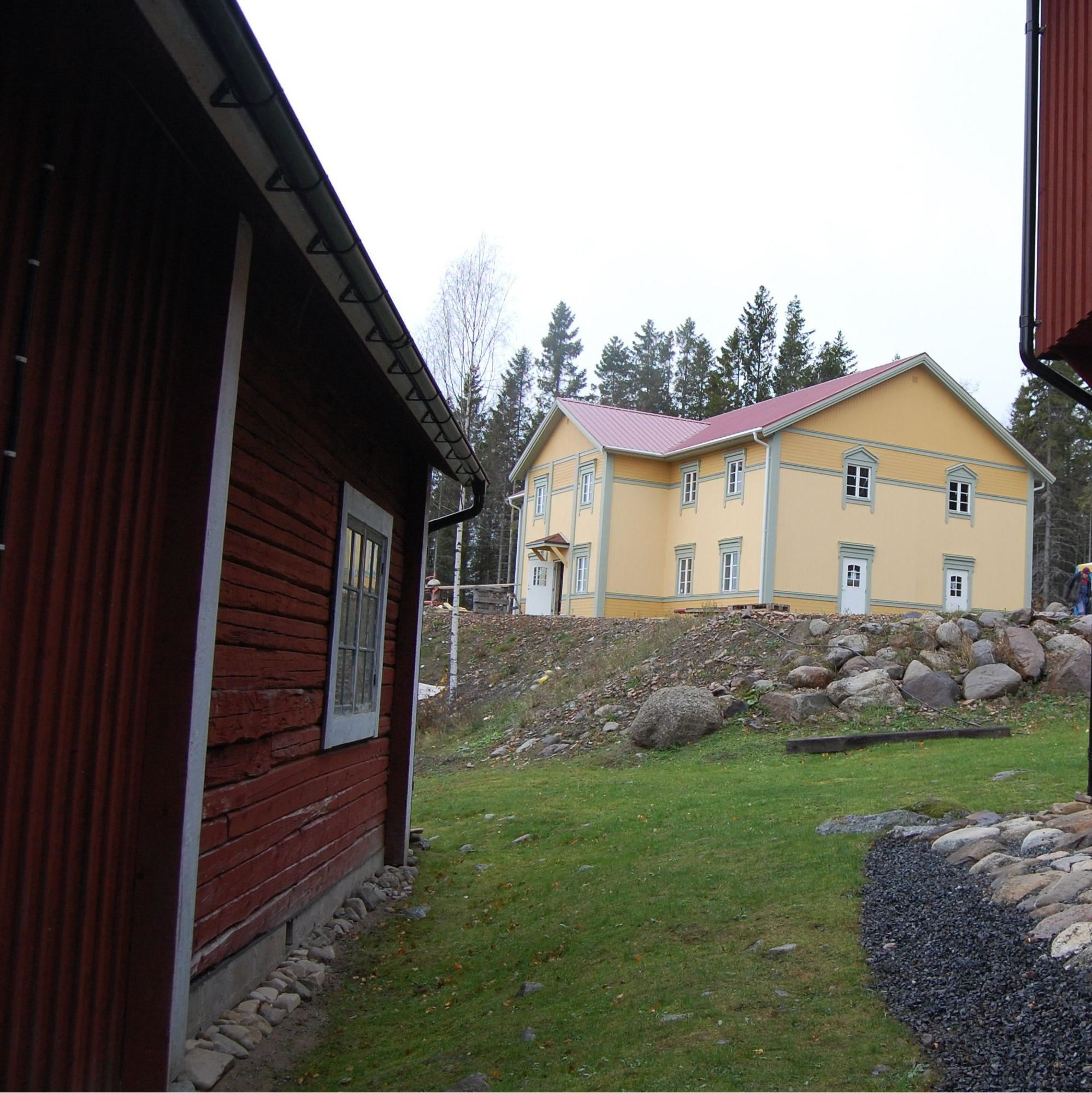 Mannaminne Hostel and Cabins