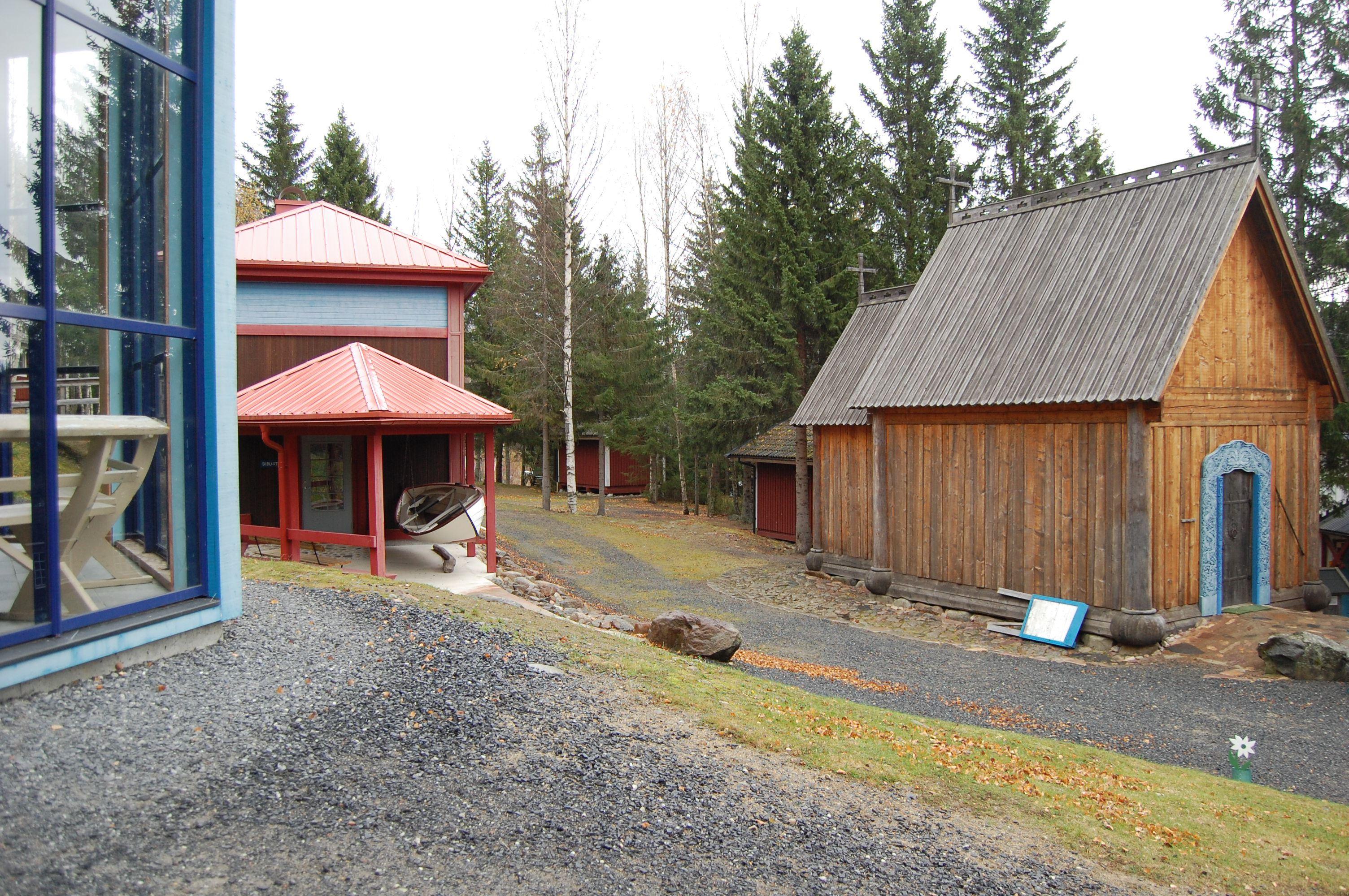 © Kramfors kommun, Mannaminne stavkyrka