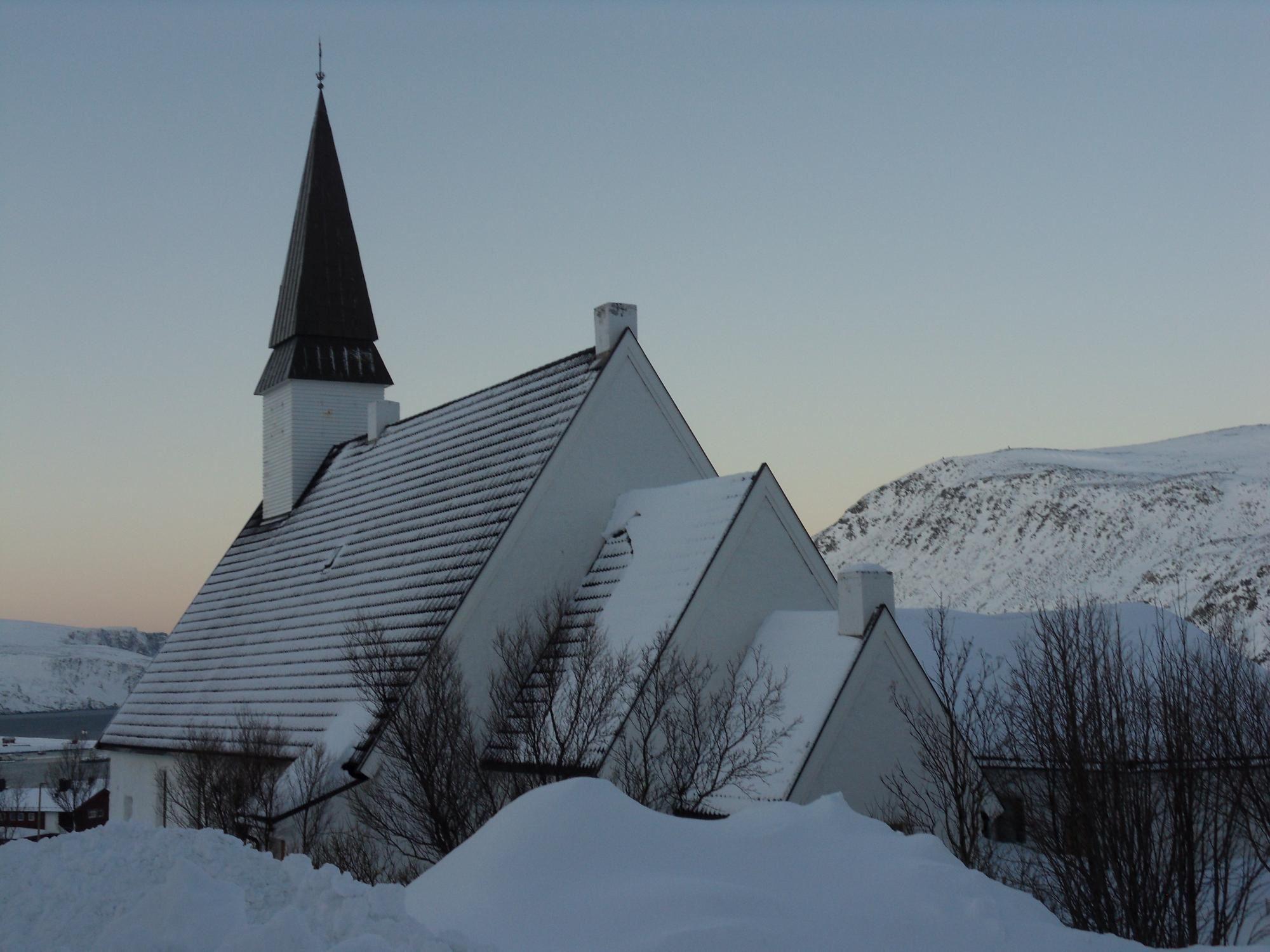 Kjøllefjord Church